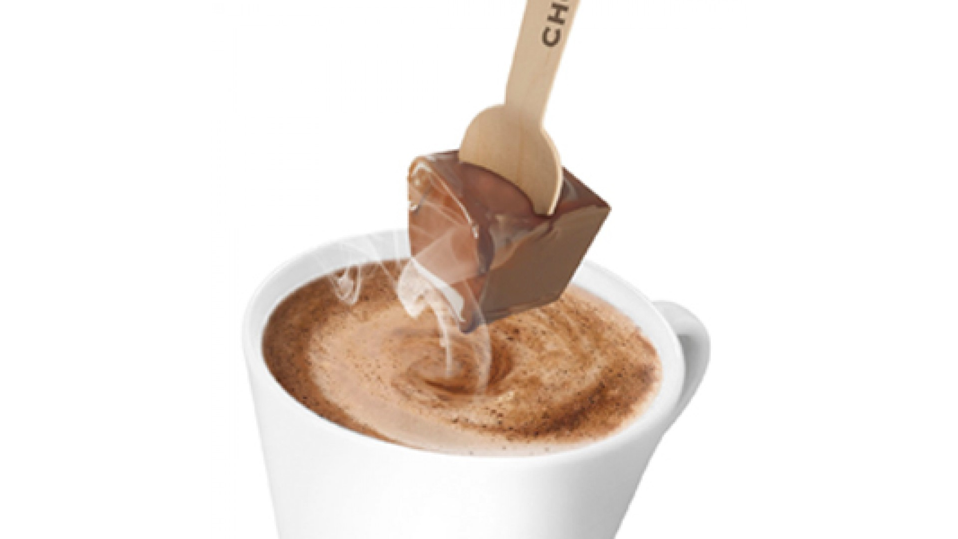 choc-o-lait spoon