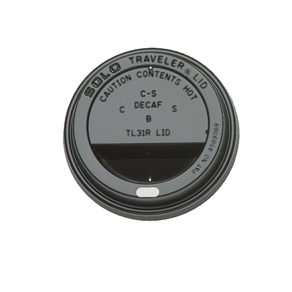 12oz black sip lid
